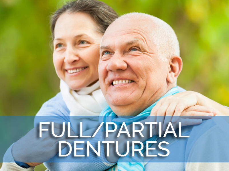 Full/Partial Dentures